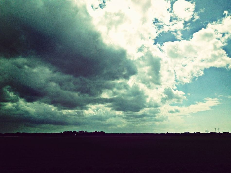 Enjoying The View Cloudporn EyeEm Nature Lover