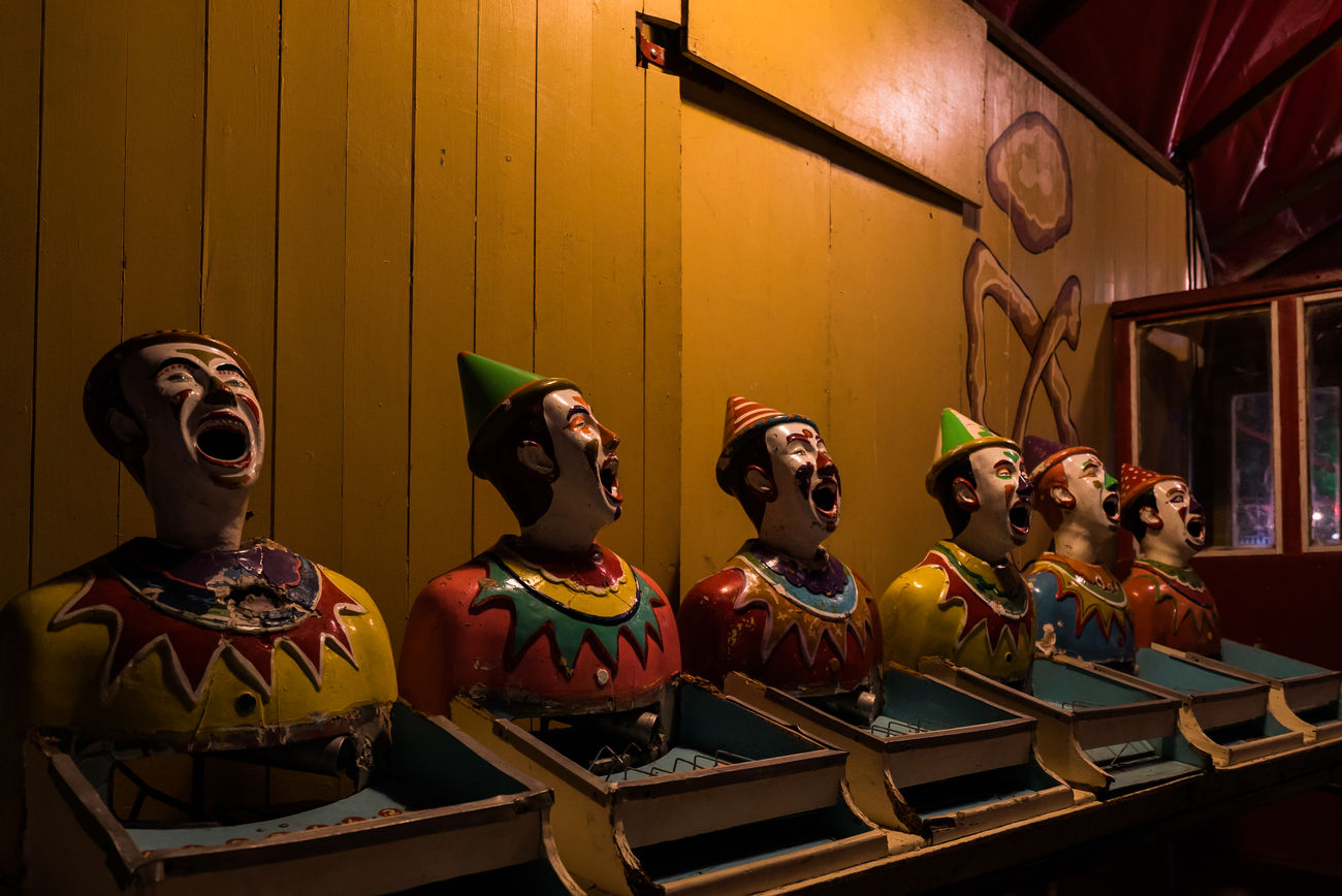 Beautiful stock photos of clown, Adelaide, Amusement Park, Architecture, Art