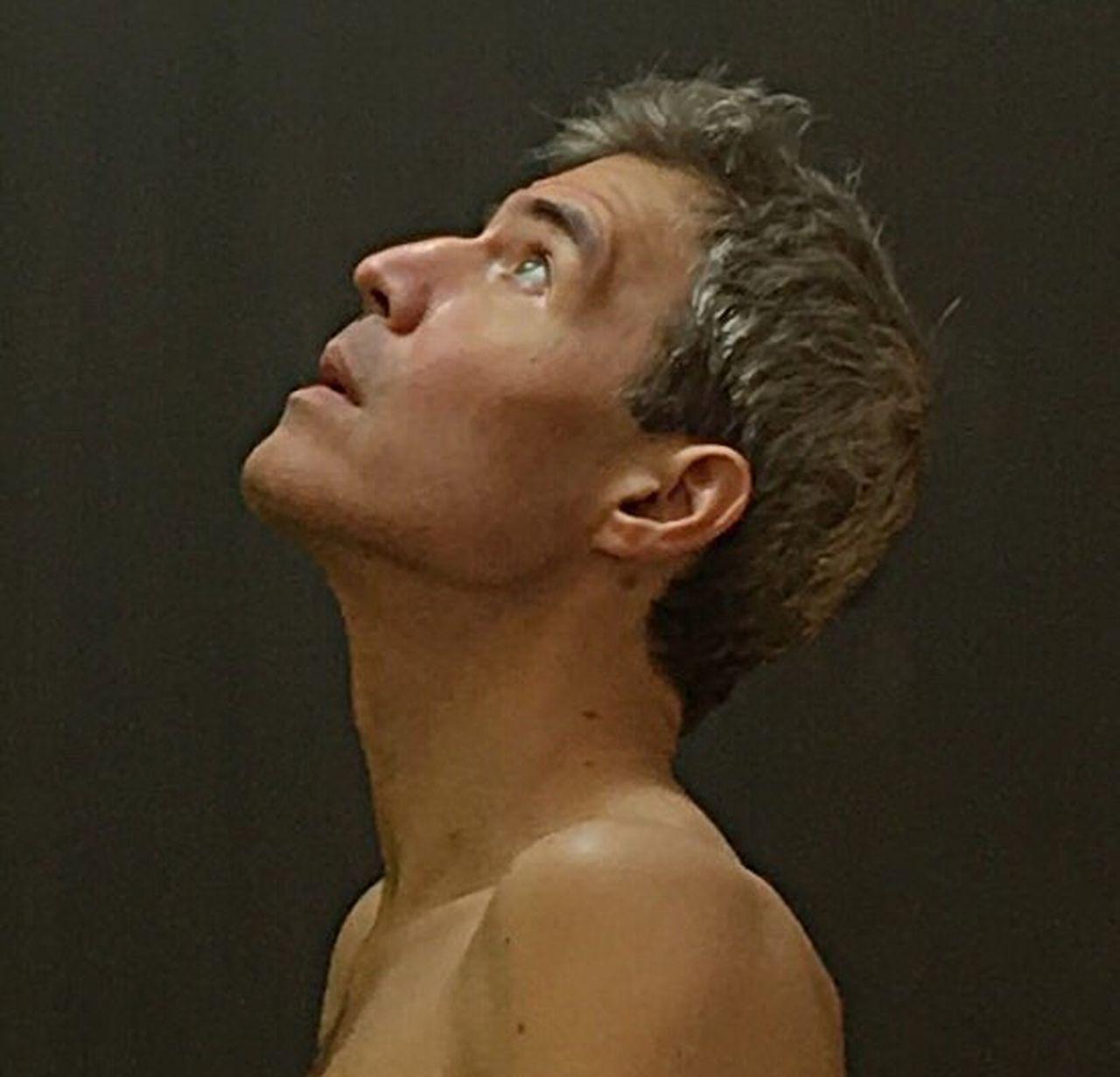 Studio Photography Self Portrait Studio Shot Beam Me Up Studiolighting