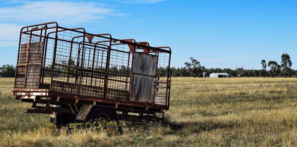 Beautiful stock photos of australia, Clear Sky, Day, Empty, Field