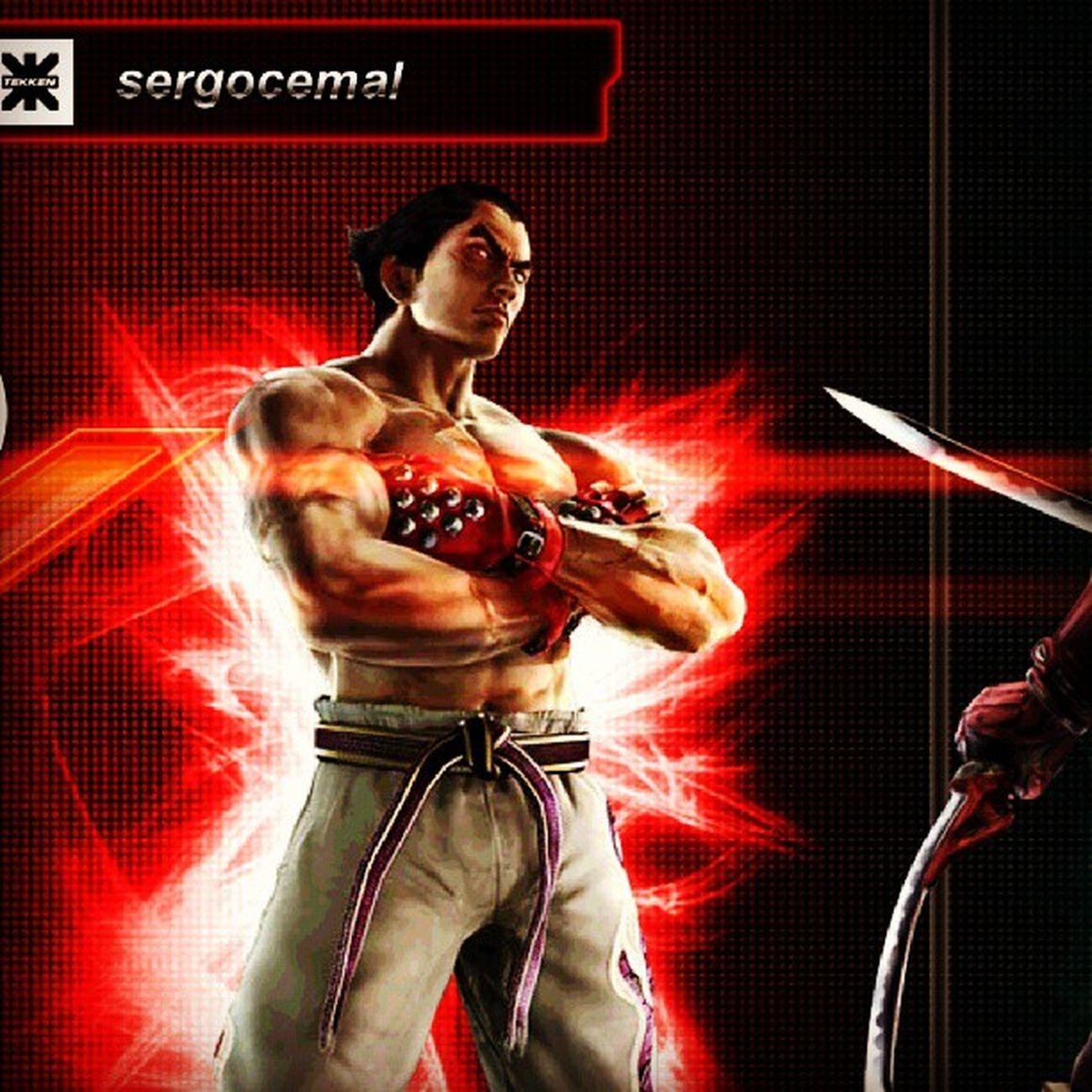 Mobiletekken Googleplaystoretekken Androidtekken Tekken sergio kazuya mycharacter game namco bandai fighter madeinjapan