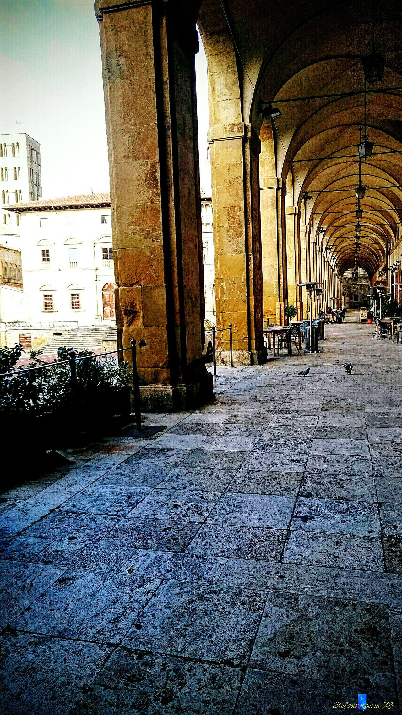 Z3 Xperia Old Town Nostalgic  Logge Vasari Piazza Grande Arezzo Italy🇮🇹 Arezzox