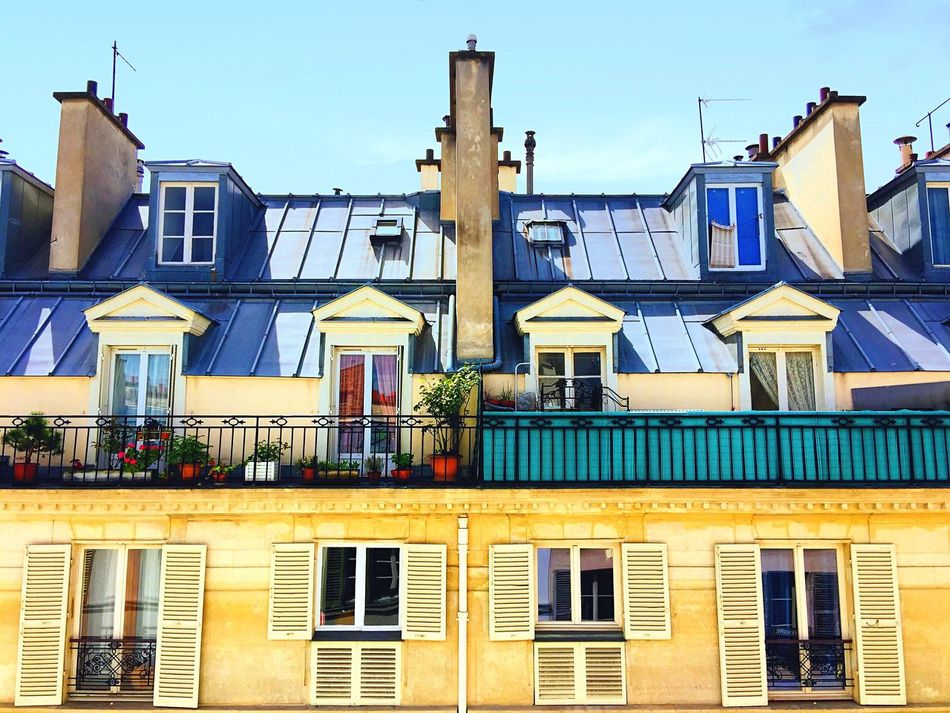 Beautiful stock photos of france, Apartment, Architecture, Balcony, Building Exterior