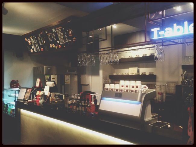 Cafe T-able Sokcho Jangsahang My Cafe T-able come visit cafe T-able in sokcho korea~lol