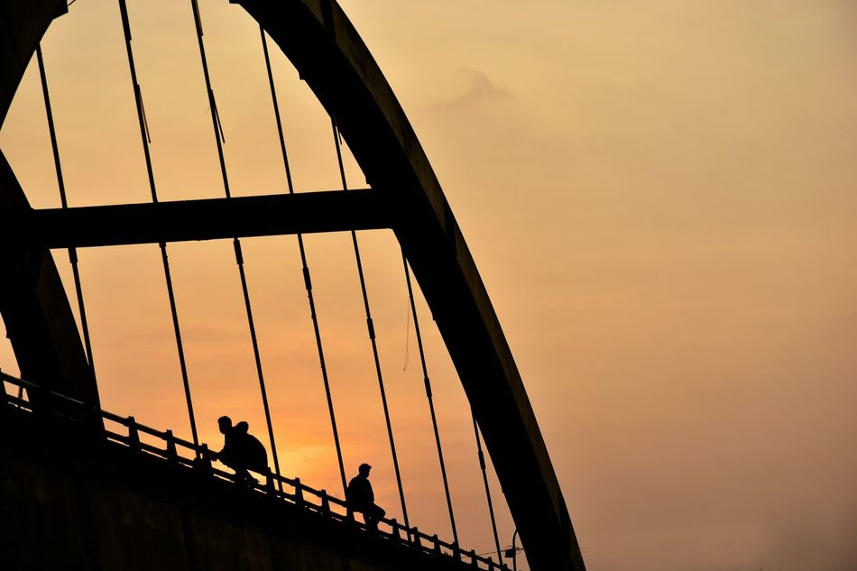 Sunset Silhouettes Sunset Peoplephotography People Photography Eyem Best Shots Tadaa Community People Enjoy Life From My Point Of View EyeEm Gallery Sky_collection Urban Geometry Picturing Individuality Kendari Bay 43 Golden Moments