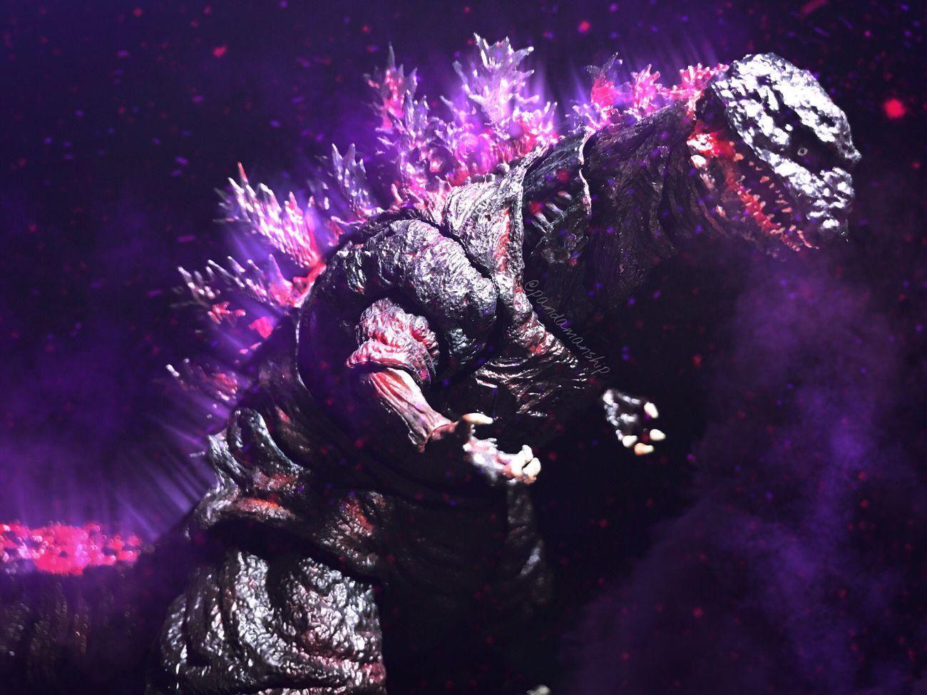 🎆 Toyartistry Figurefie Gojira Godzilla Kaiju Monster
