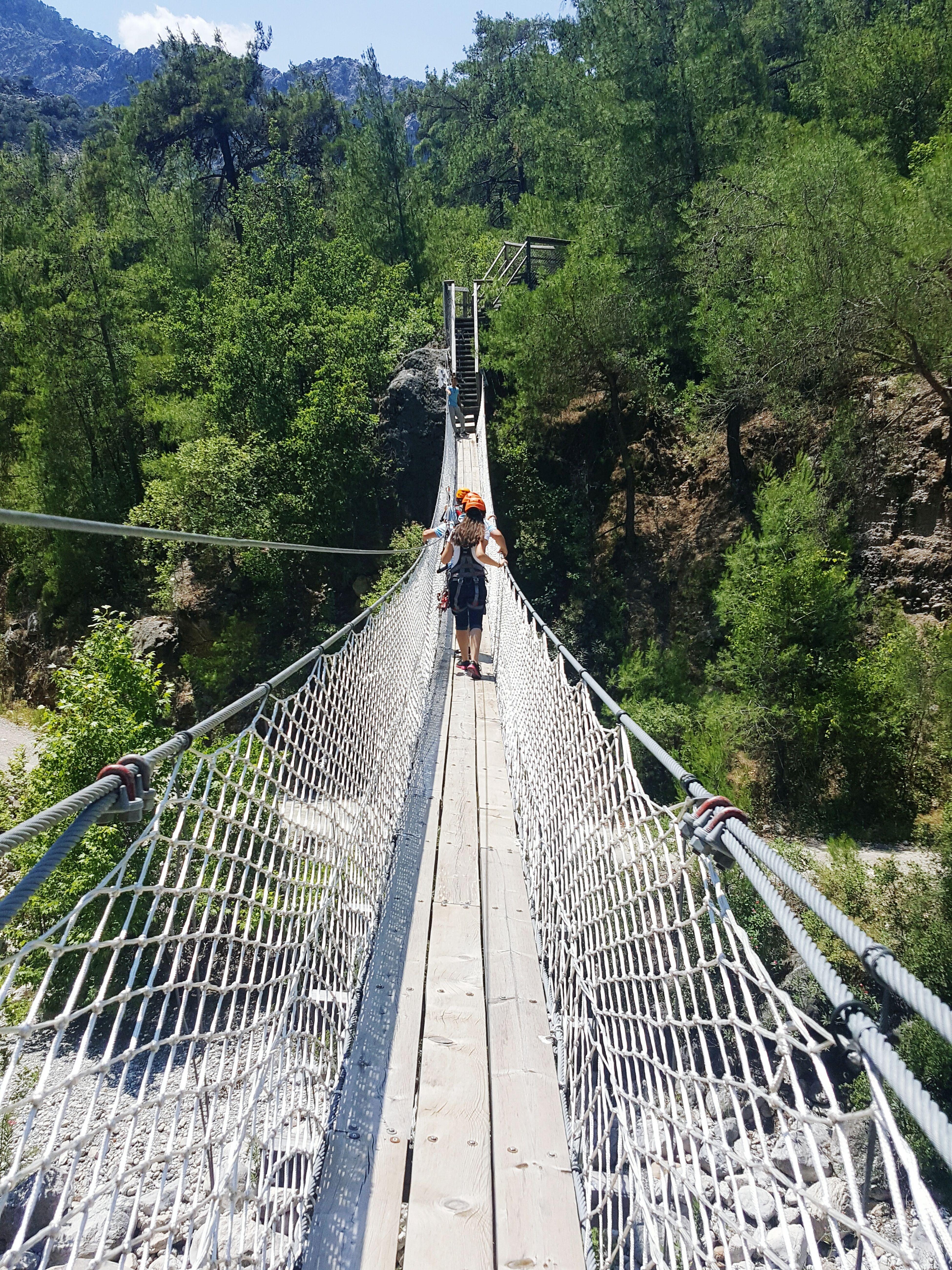 Göynük Kanyonu Zip Line Adrenalin Kopru