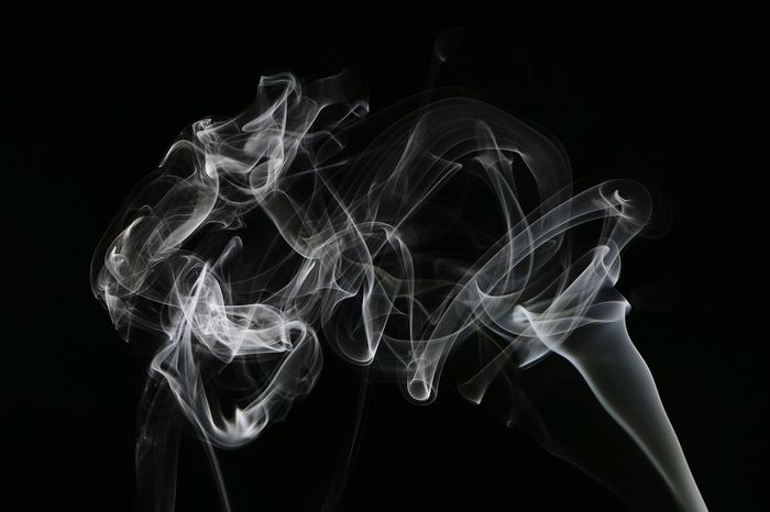 Smoke photography..