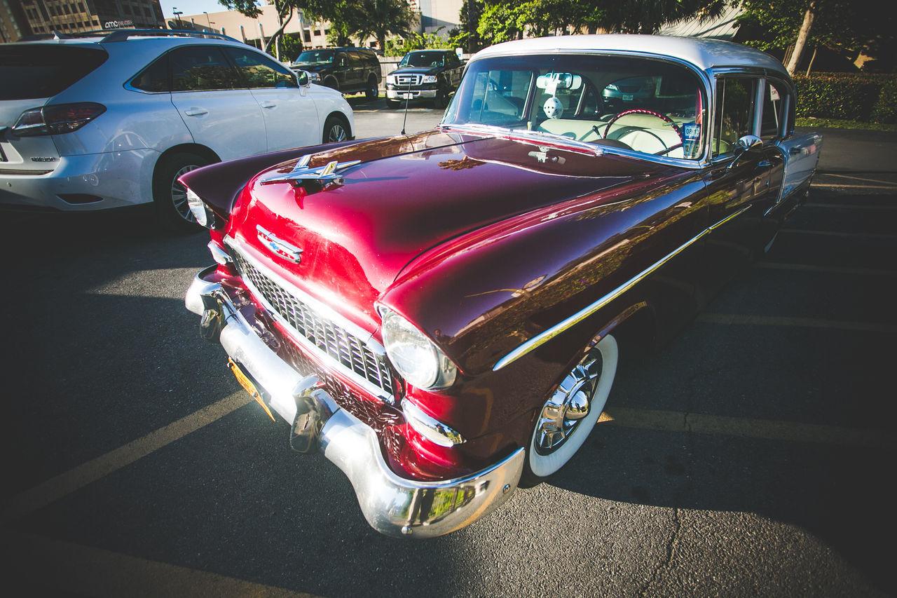 Classic Chevy America Antique Chevy Classic Car Hot Rod Rare Red Transportation Travel