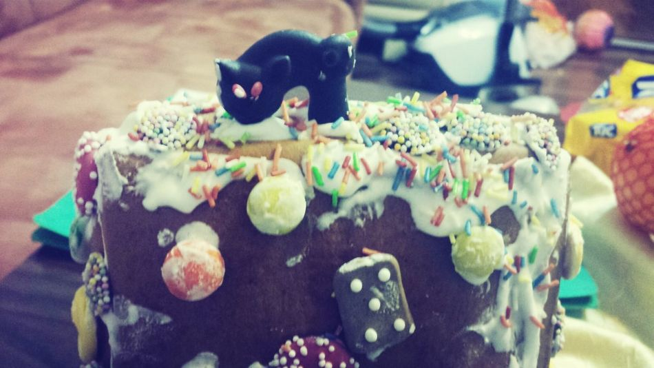 Cat Colours Yummy Hansel And Gretel