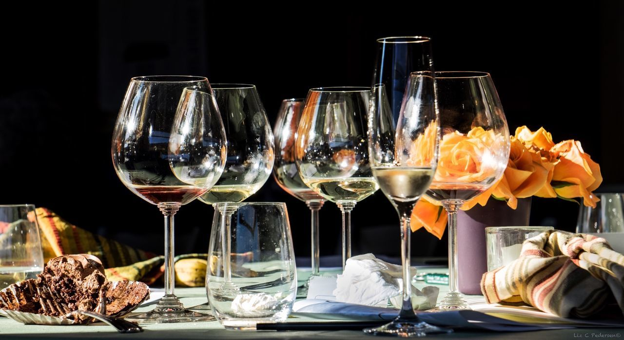 Beautiful stock photos of glasses, Champagne Flute, Drink, Drinking Glass, Flower