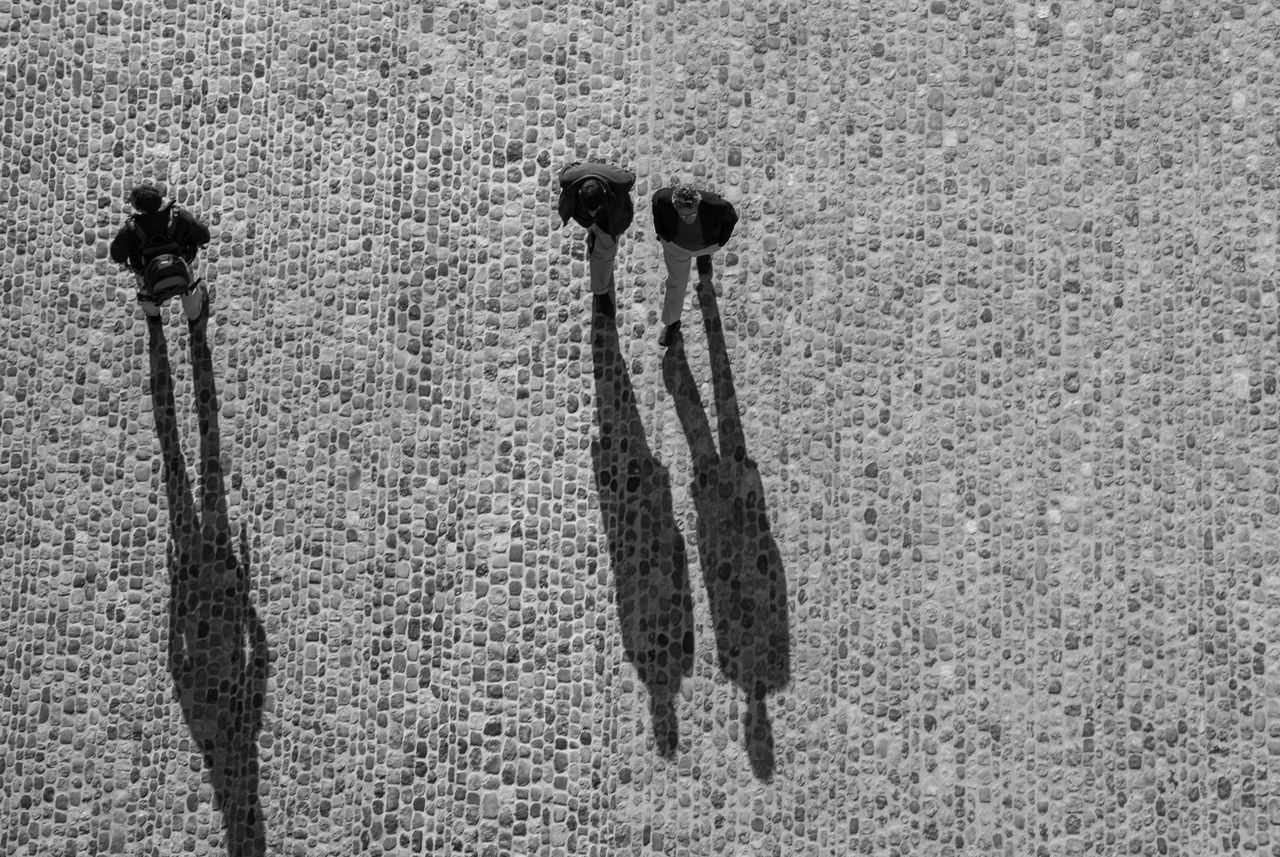 from above 1and2 Basel Birds View Birdsview Black And White Church Cobblestones Cobblestones Street Compositon Day From Above  Headshot Long Shadows Look Down Look Downwards Mammal Muenster Münster Outdoors People Shadow Sunset Tourists Towerview Up