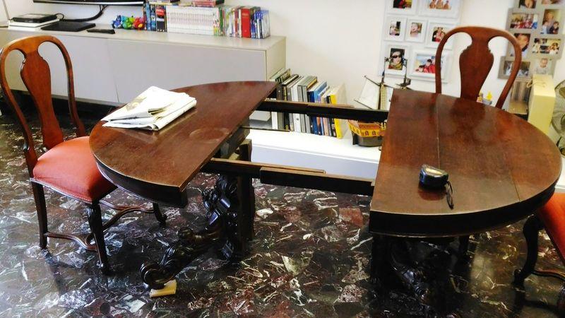 Table Apertura Abbandono Legno Sala Vuota EyeEm Selects