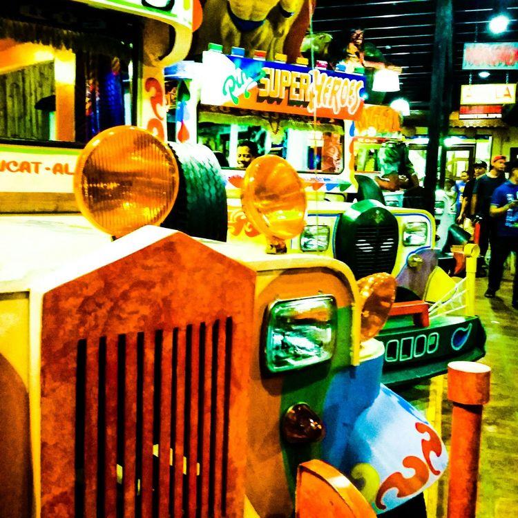 Jeepney Art Foodplace Life