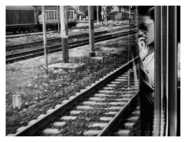 Train Reading Italy