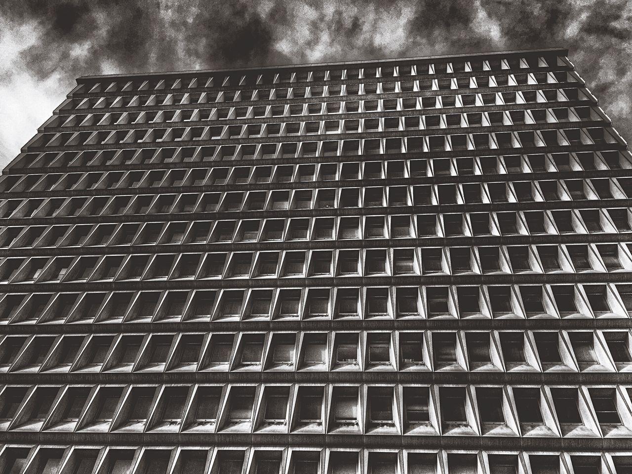 Office Building Building Architecture Part Dieu District Building Exterior