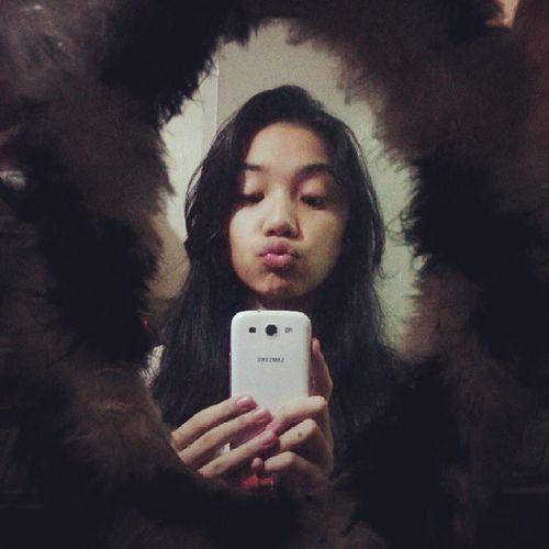 Heyyy. Have a Happy, Blessed Sunday! :)) Hai Mwaaah Chaka Vanity Selfie Mehehe