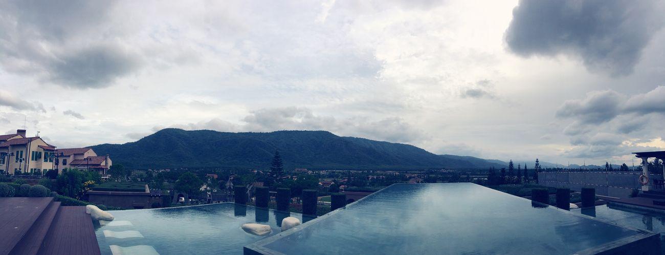 Pool Kaoyai Thailand Toscanavalley