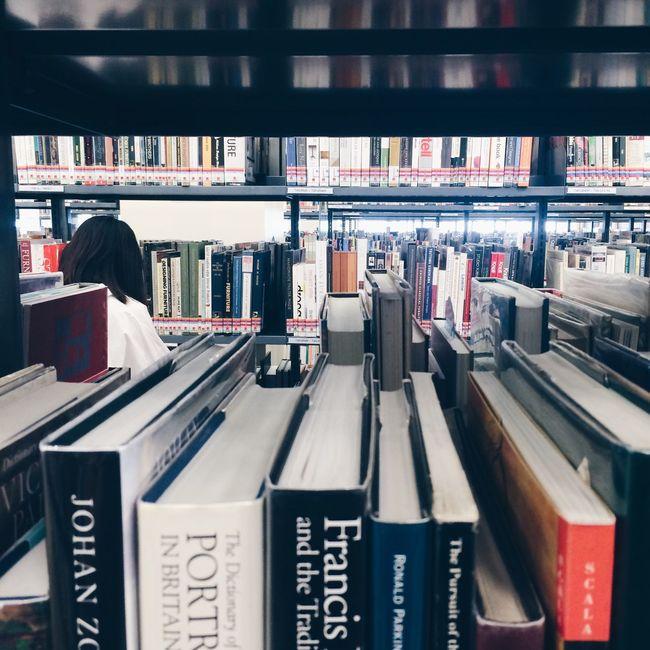 National Library Singapore Books Interior Design