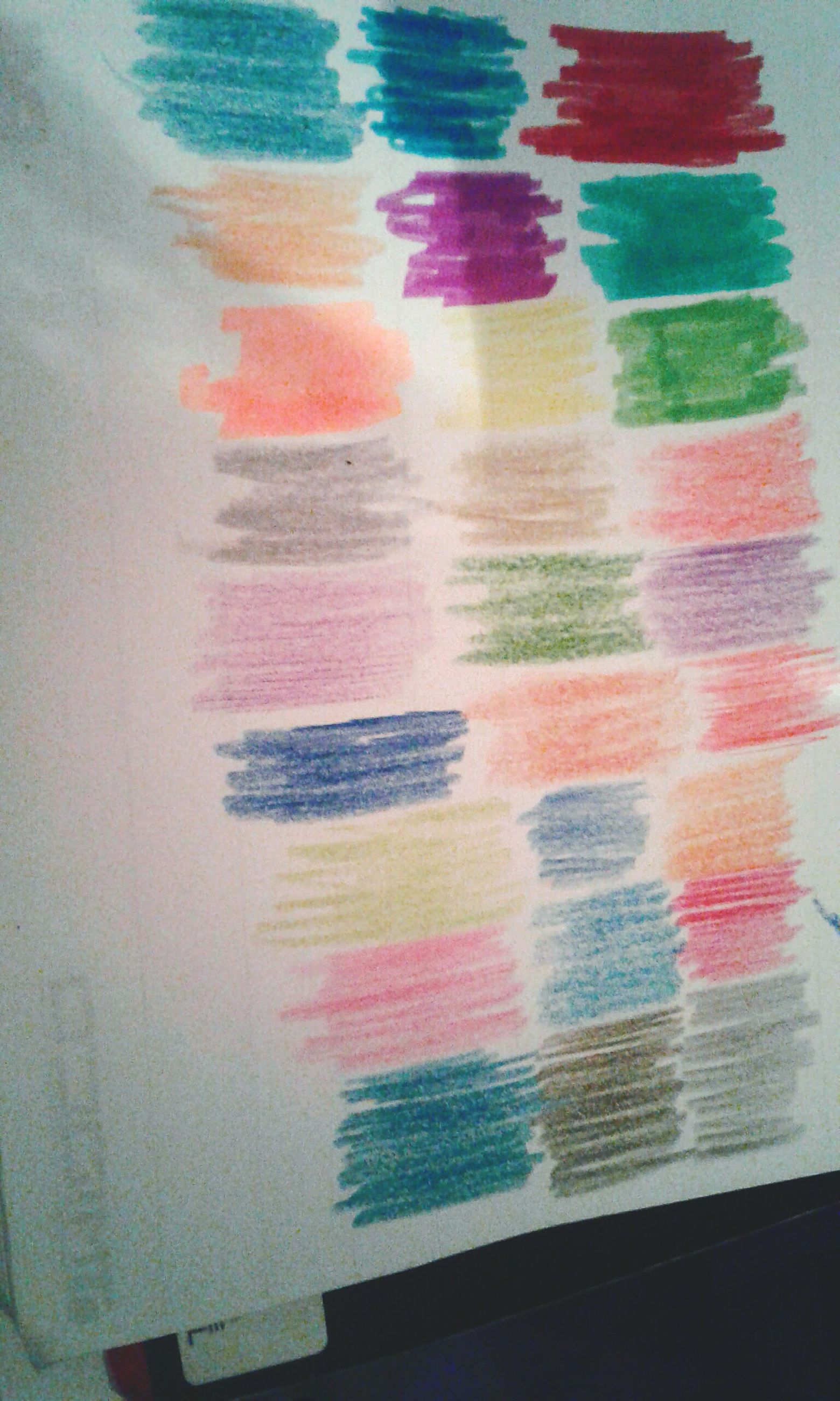 multi colored, pink color, abstract, indoors, no people, close-up, day