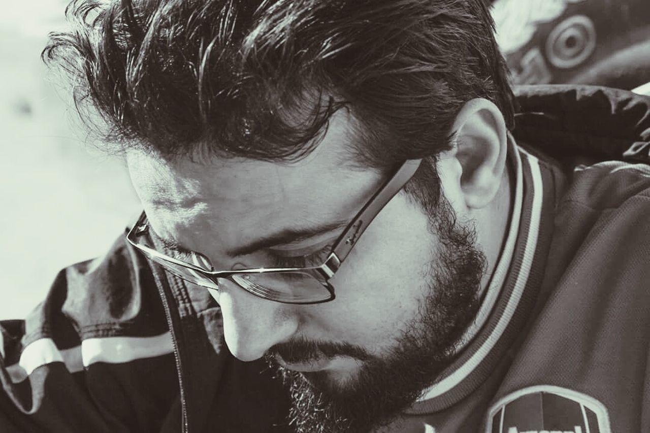 Headshot Outdoors Close-up Me Misrata Libya Canon7d  Eyeglasses