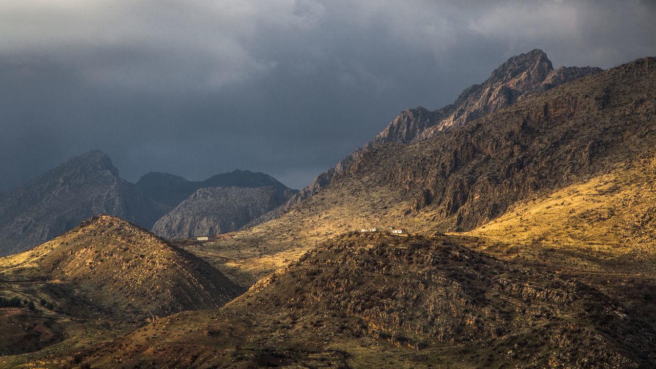 Beauty In Nature Day Horizontal Kurdistan Kurdistan Nature Mountain Mountain Range Nature No People Outdoors Sky