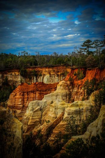 Providence Canyon GeorgiaOnMyMind Georgia State Parks Little Grand Canyon Showcase March Landscapes With WhiteWall Showcase April