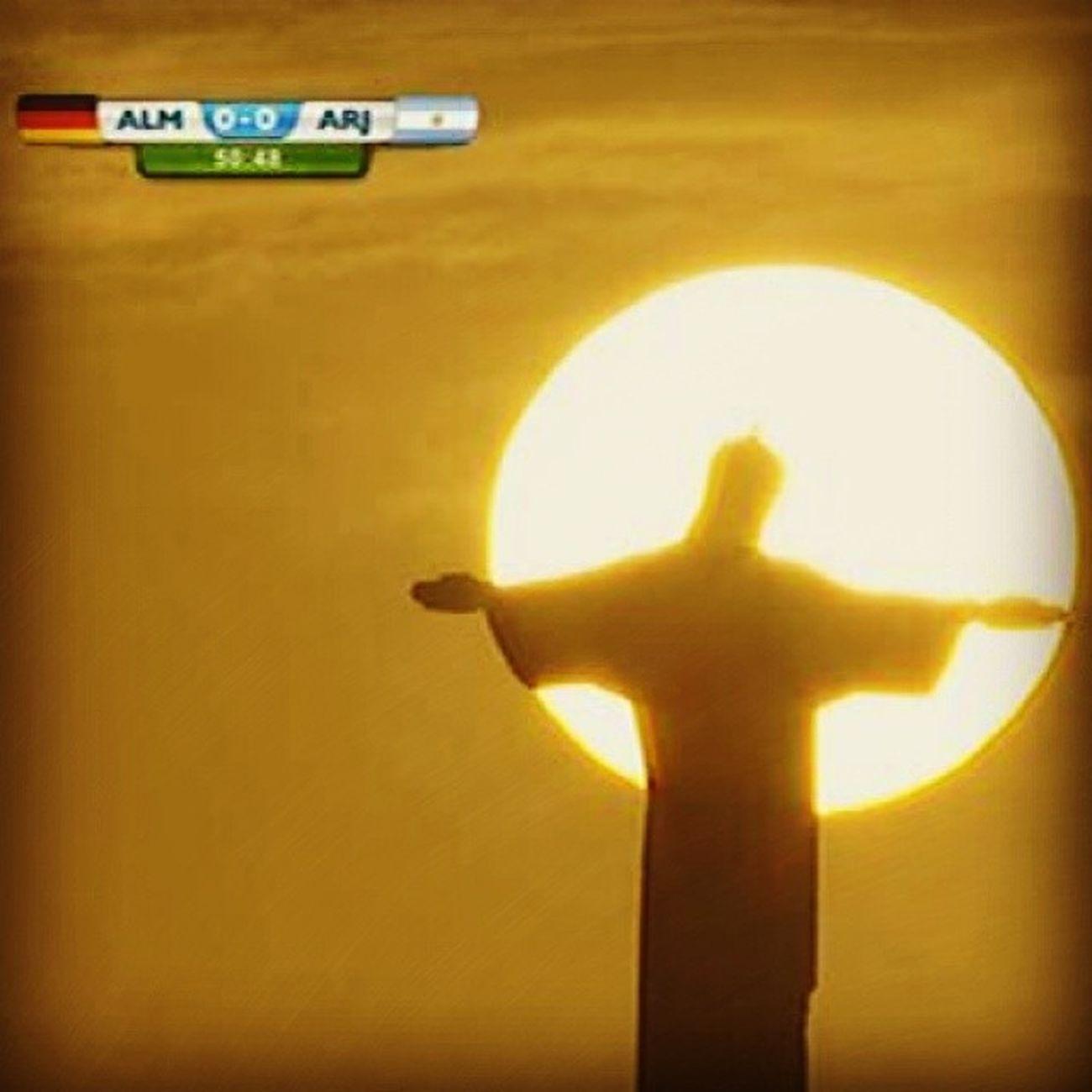 Germ Jesus Brazil Worldcupfinal