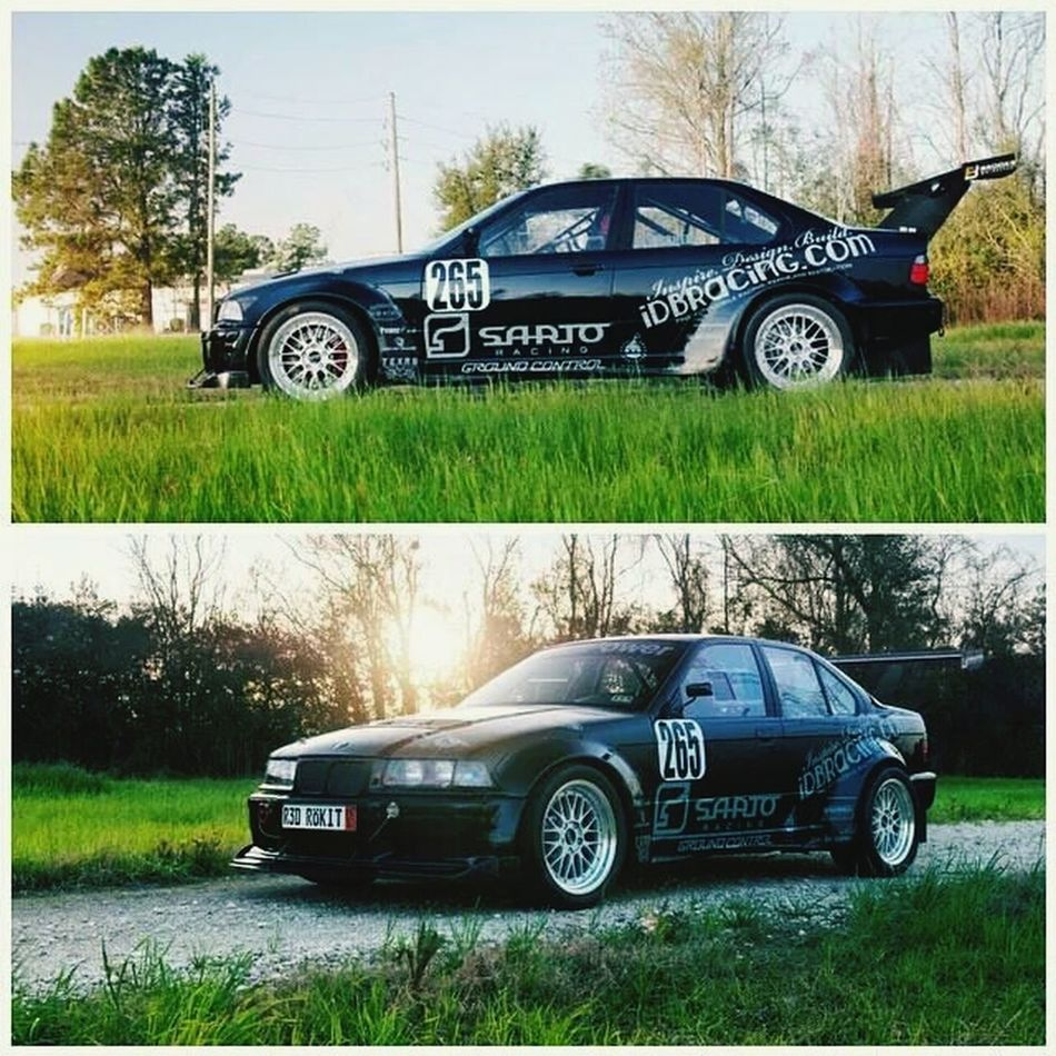 BMW Motorsports Drift Downforce