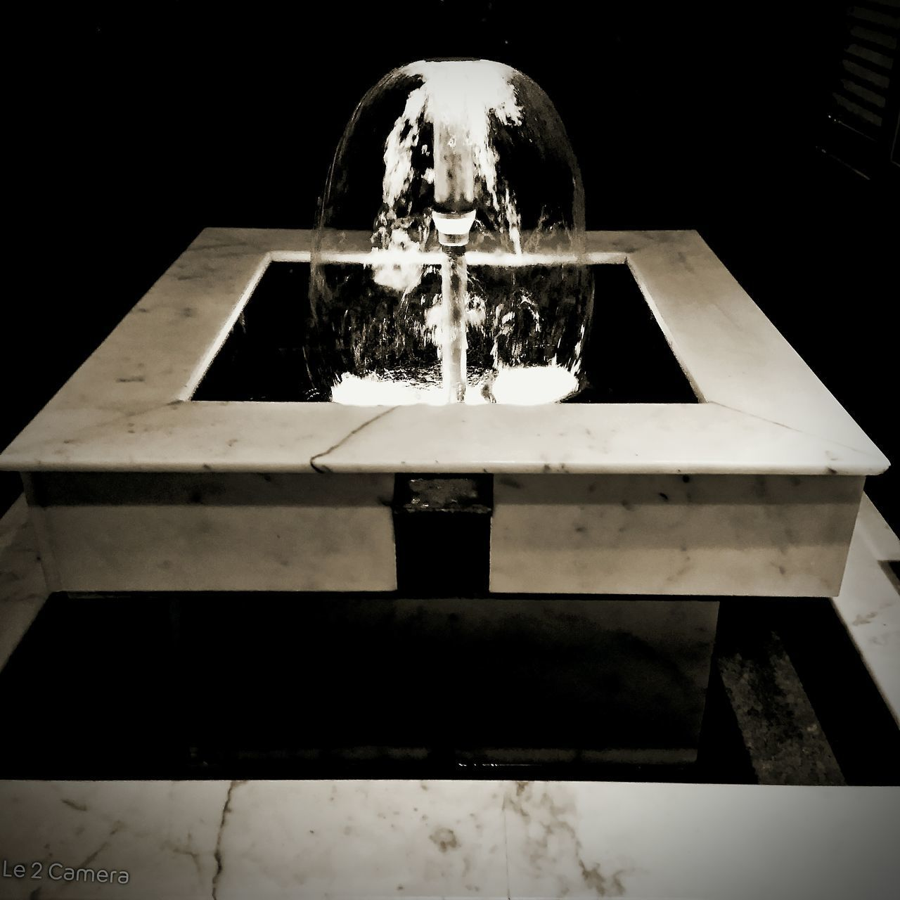 Fountain Black And White Mobile Photography Random Water Close-up No People Outdoors Night Welcome To Black India Trying Hands In Picture Black Clicked Beauty In Nature
