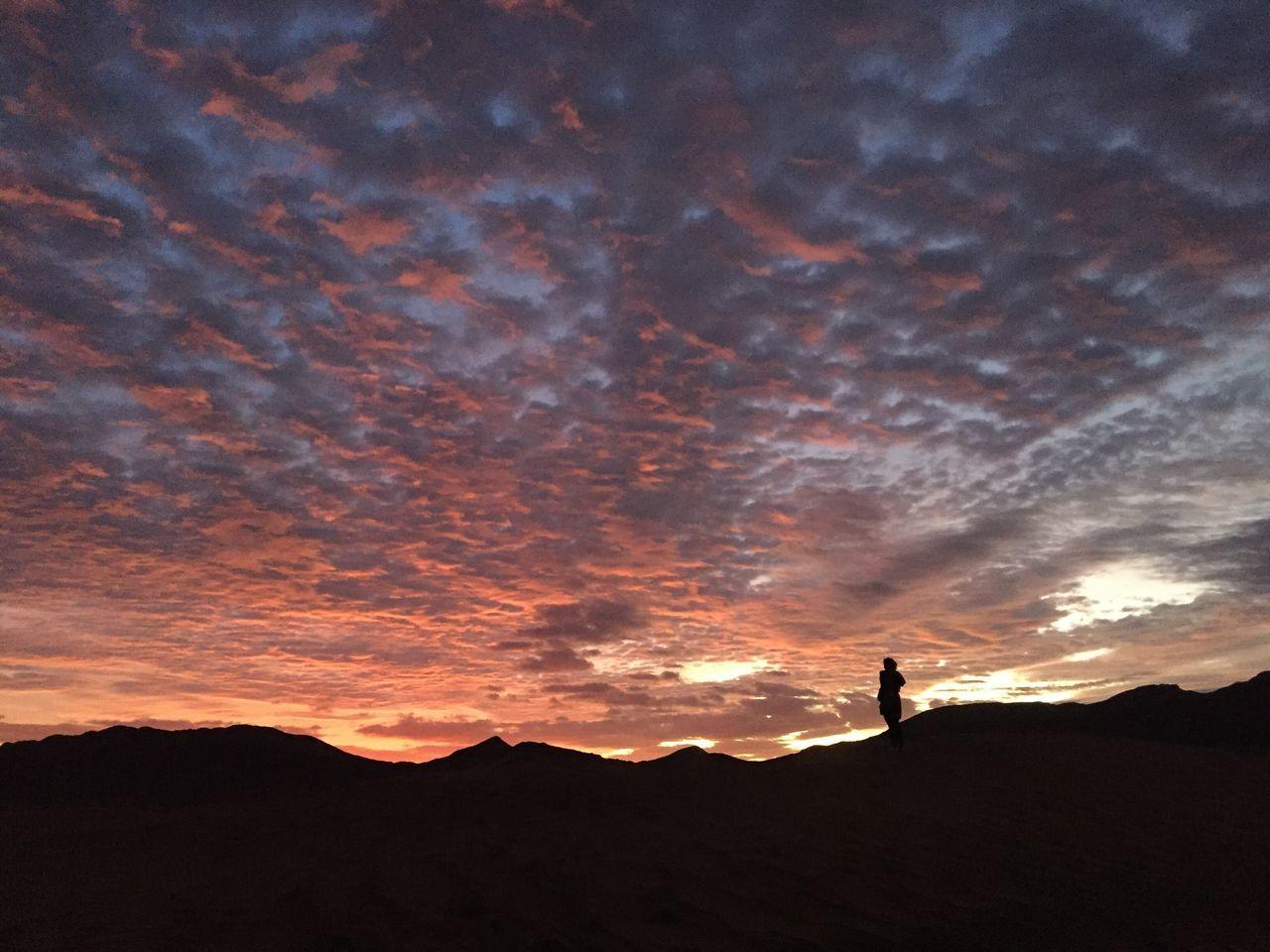 Desert North Africa Maghreb Sahara Desert Morocco Desert Sunrise Sunrise Dawn The Great Outdoors - 2017 EyeEm Awards