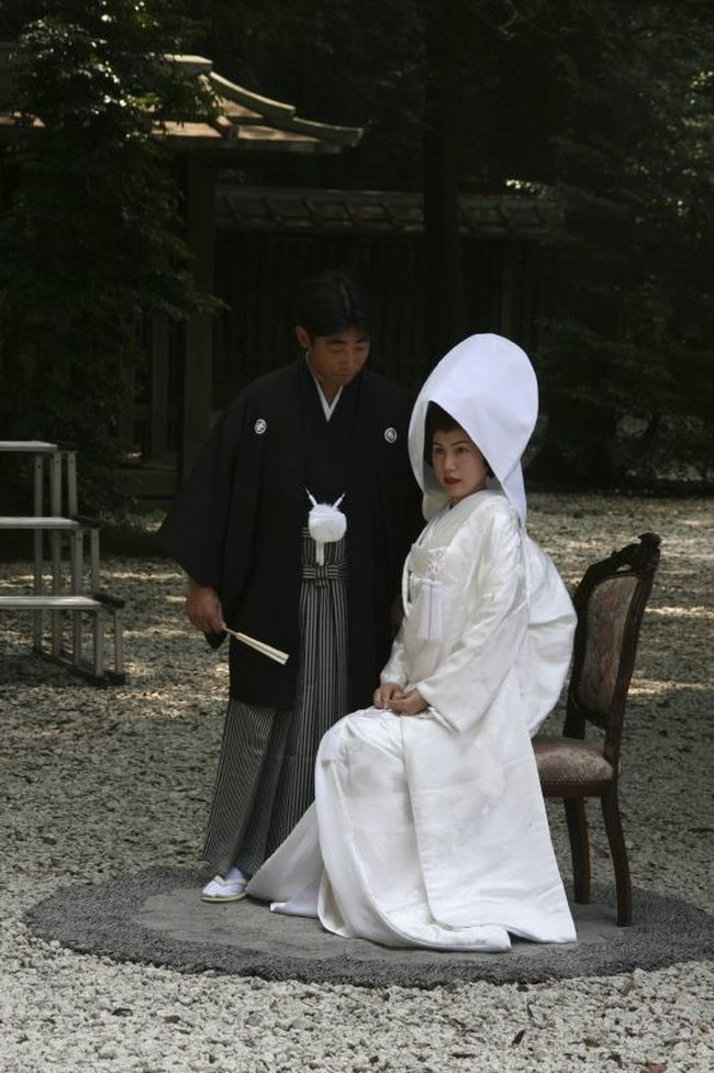 Weddings Around The World Tokyo Japan