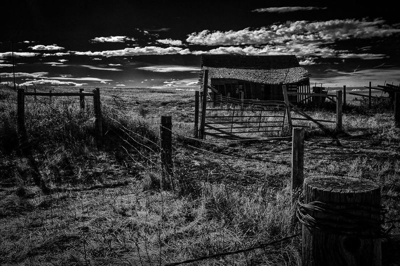 The Last Frontier Cheyenne Wyoming FUJIFILM X100S Blackandwhite Photography Landscape_photography