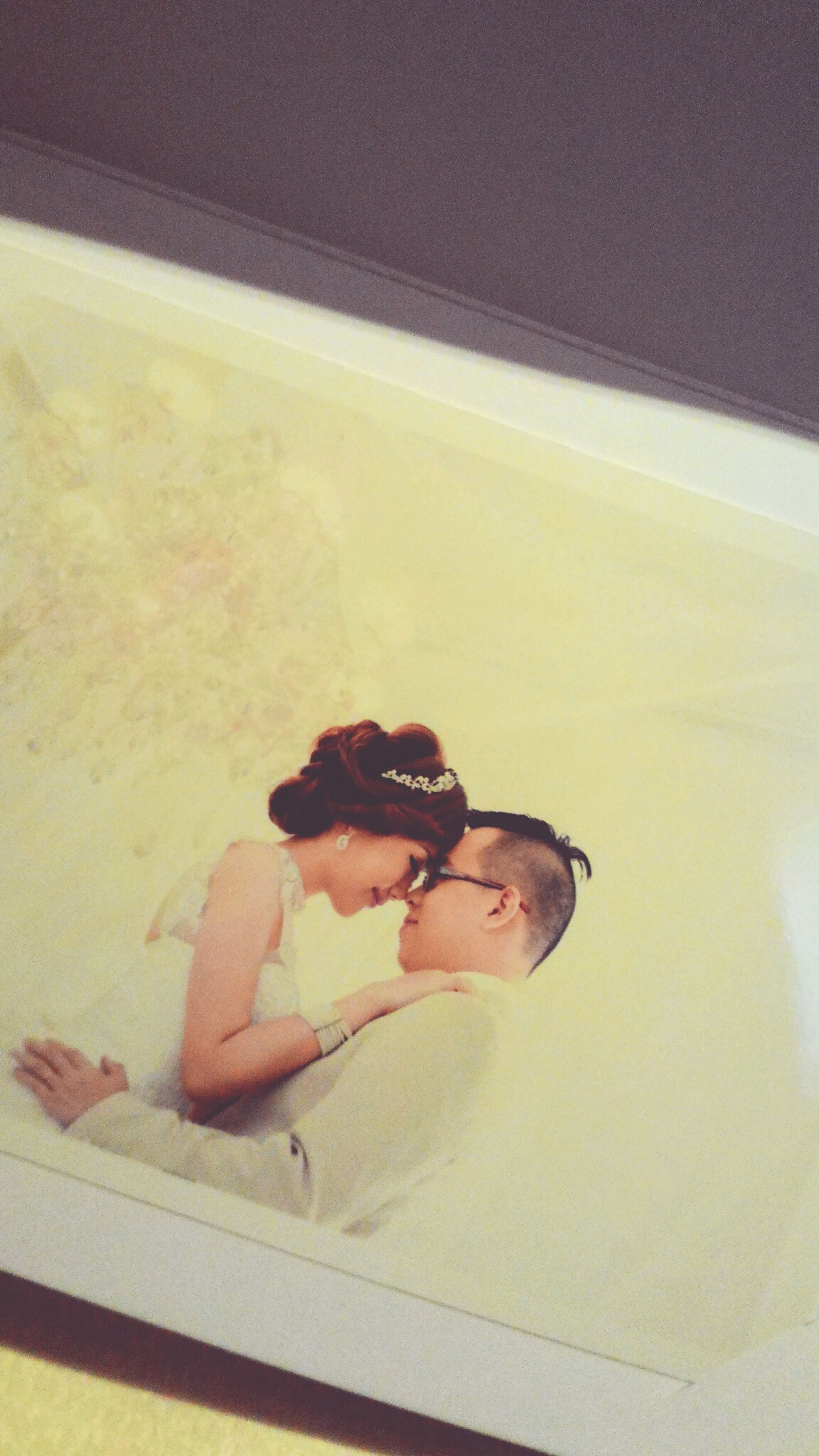 Schoolmates Finally Got Married Pray That  They'd be Bless With Lots Of Children Money and Health Wedded Wedding Wedding Photography Wedding Day Weddings Love Lovebirds Asian  Couple Happilyeverafter Happily Ever After
