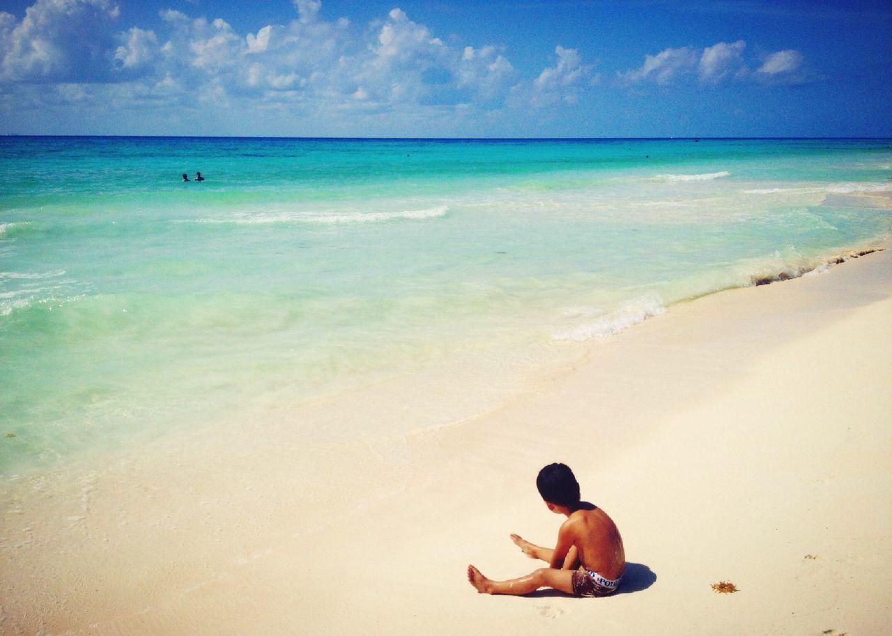 Beautiful stock photos of tropical, Beach, Coastline, Day, Full Length