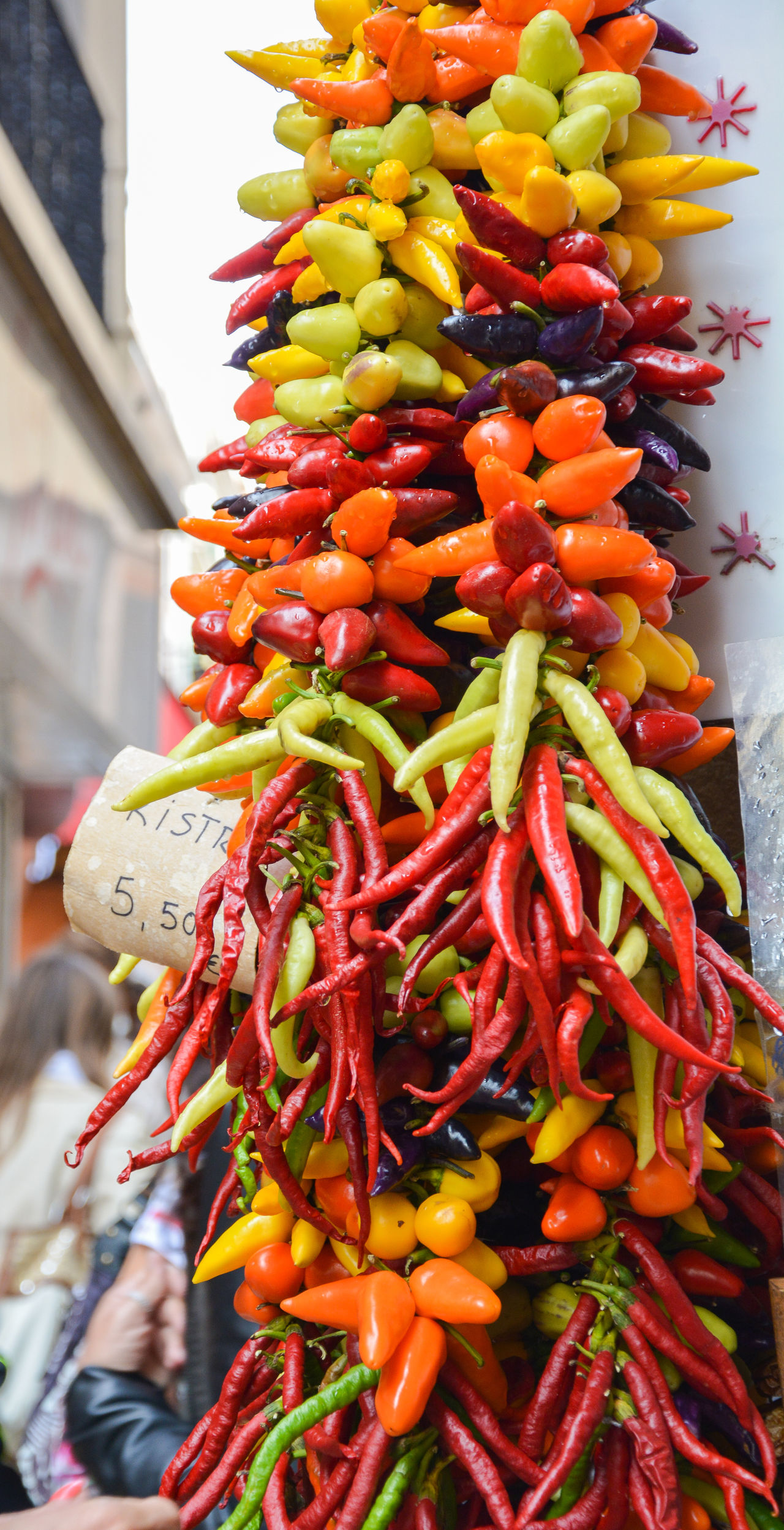 EyeEmNewHere Paprika Paprikas Mallorca SPAIN Spice Food Spicy Paprika Vampires Onion Streetfood Foodtruck Salad Bunch Colorful Colourful Closeup Macro Healthyeating Fit Fitness Gym Chilli Chillipepper