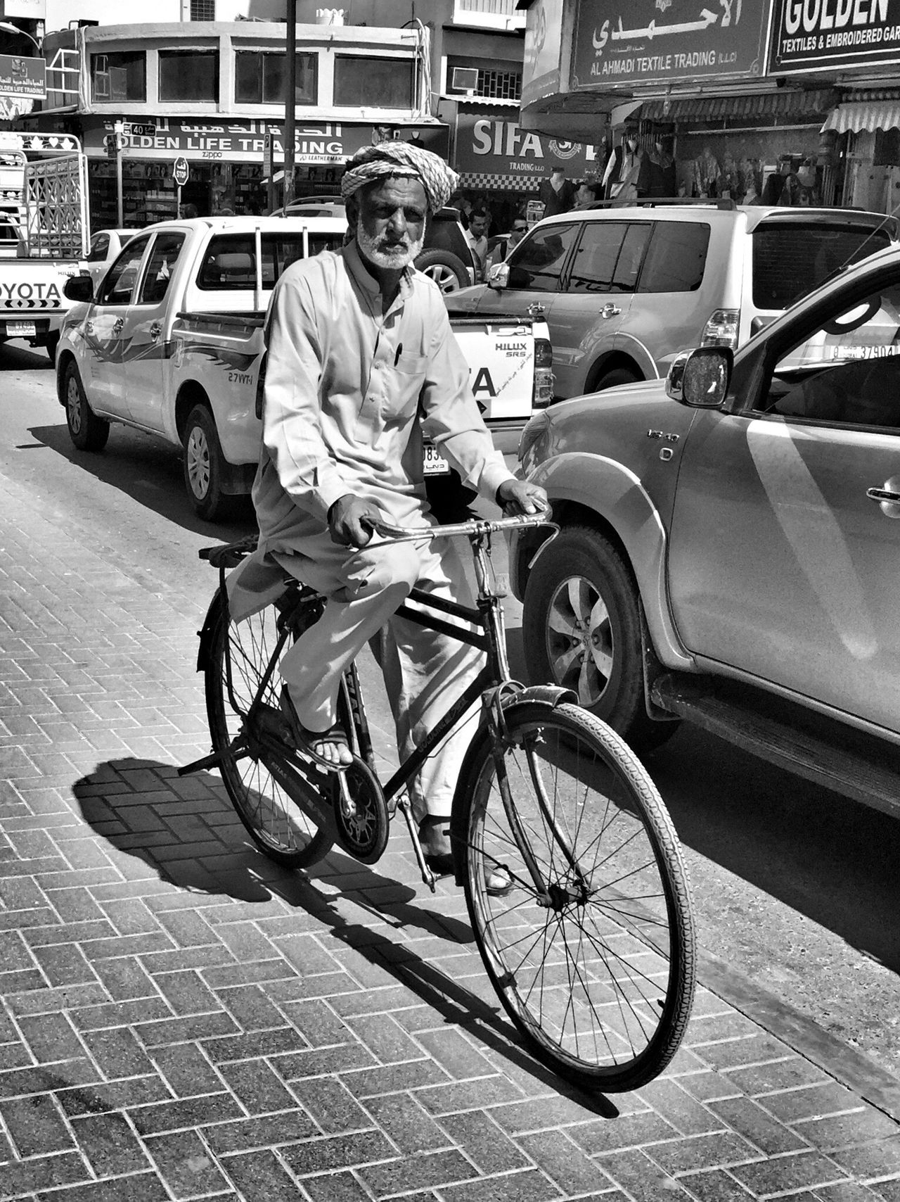 People And Places Transportation Mode Of Transport Land Vehicle One Person One Man Only Men People City Portrait Real People City Life Cityphotography Cityexplorer Blackandwhite Photography Blackandwhite Black & White Black And White Collection
