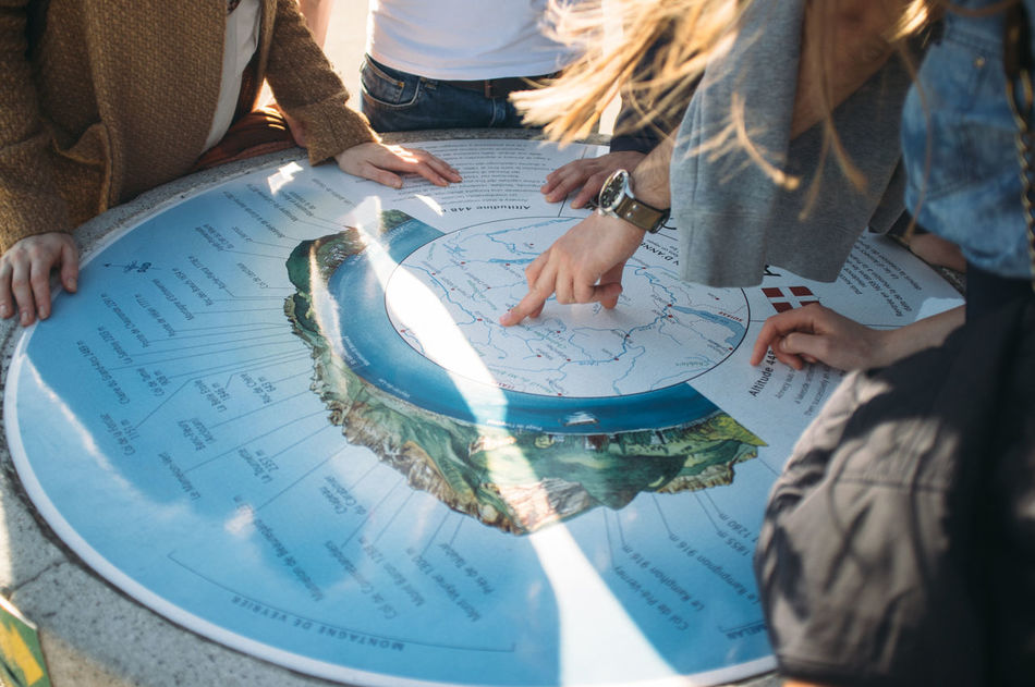Beautiful stock photos of map, Adventure, Concentration, Day, Direction