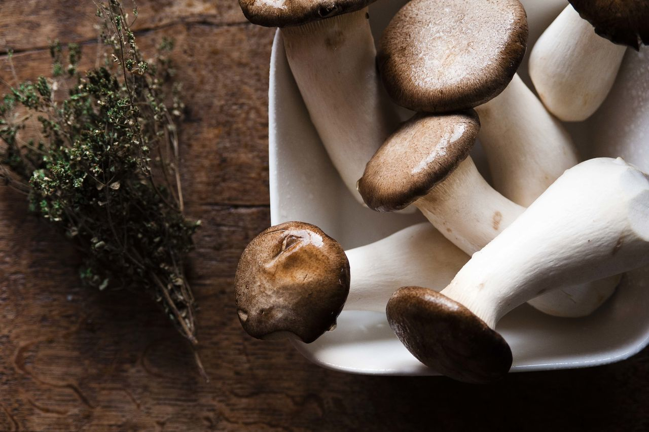 Boletus Brown Champignon Close-up Color Day Food Food And Drink Freshness Fungus Healthy Eating Healthy Food Indoors  Kitchen Mushrooms Narure Natural Light Naturalfood Nature No People Paddestoelen Ready-to-eat Restaurant Decor Table Yummy Food First Eyeem Photo Fresh On Market 2017