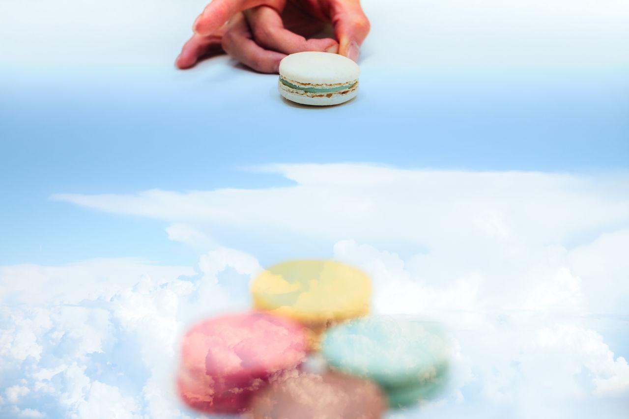 Beautiful stock photos of food, Circle, Cloud - Sky, Cloudy, Day