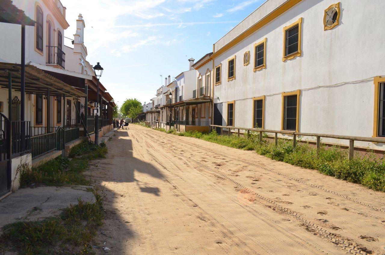 Calles del Rocio