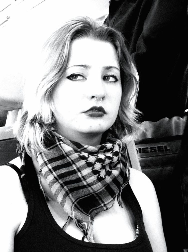 People Black & White Stolenpic Portrait