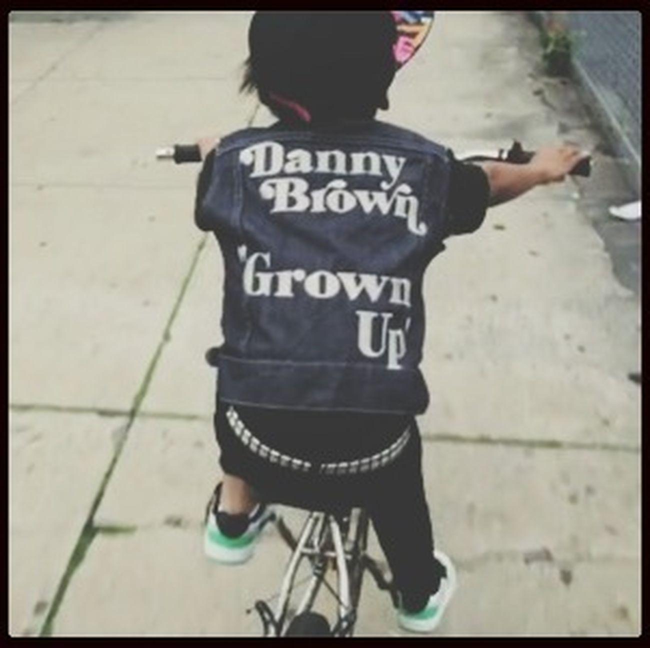 Danny Brown ❤
