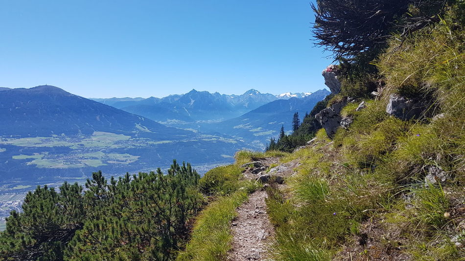 Mountain Clear Sky Mountain Range Nature Beauty In Nature Idyllic Countryside Hiking Outdoors Austrian Alps Austria ❤ Austria Mountains Beauty In Nature Landscape No People Austria TyroleanAlps Tyrol-Austria Glacier Trail Trail Walk