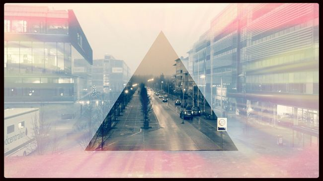 Street Edditing Triangles