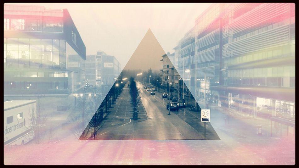 Street Edditing Triangles
