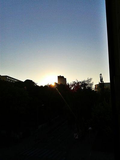 Wschódsłońca Hello World Olsztyn Sunrise