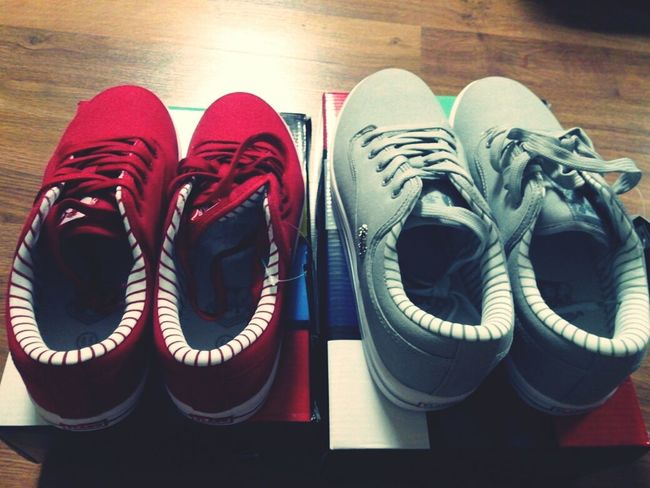 Couple Shoes ♡~♡ I Love You ! New Sneakers CND Mona