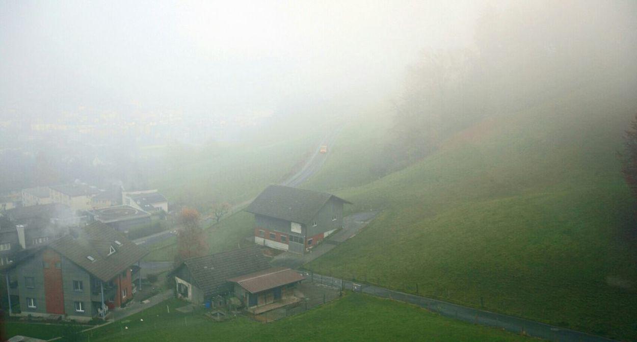 Mt.pilatus Lucerne, Switzerland Foggy! Taking Photos Landscape_photography Landscape Street Photography Traveling