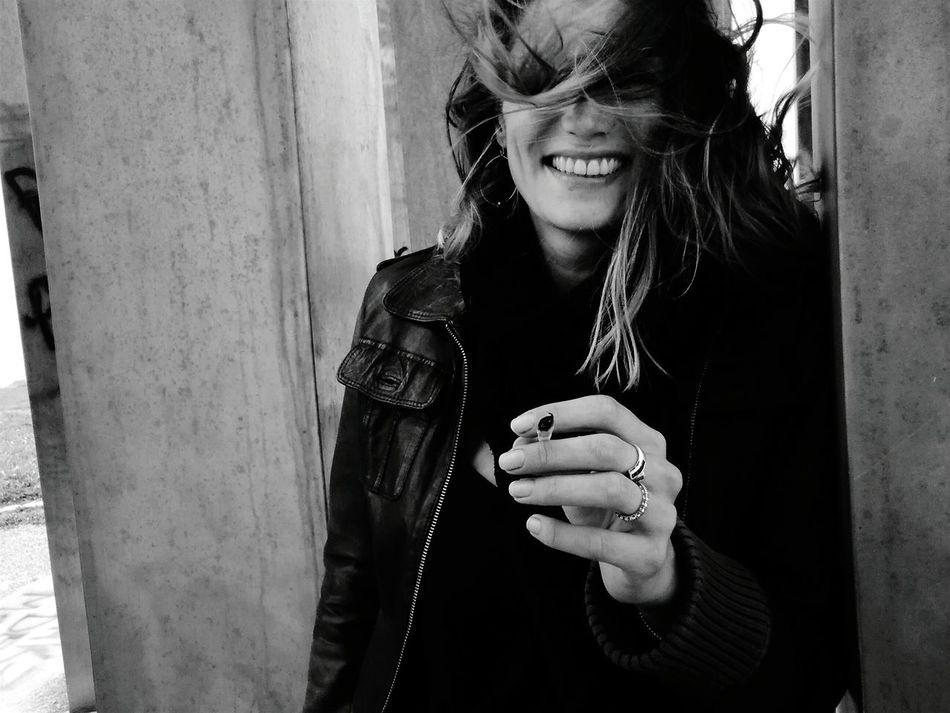 RePicture Travel Skatepark Girl Wind Smile Taking Photos City